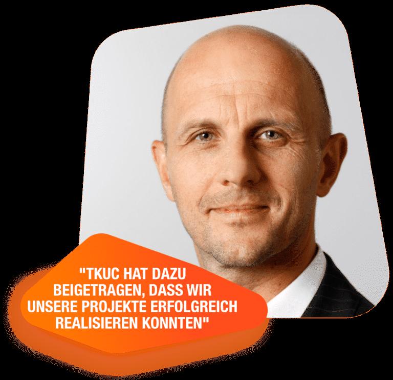 Axel Hinze - TKUC Kunde