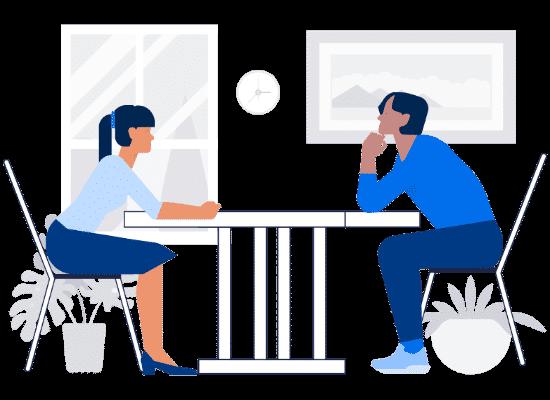 Karriere Das Gespräch
